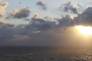 Helgoland Sunset