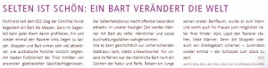 Bart ist in